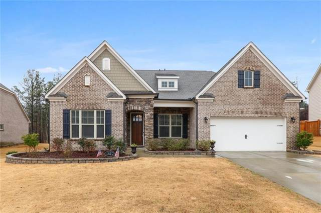 4381 Woodward Walk Lane, Suwanee, GA 30024 (MLS #6846703) :: The Gurley Team