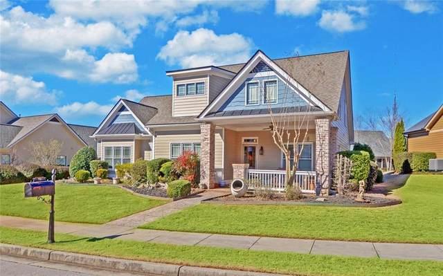 70 Butternut Walk, Hoschton, GA 30548 (MLS #6846727) :: Dillard and Company Realty Group
