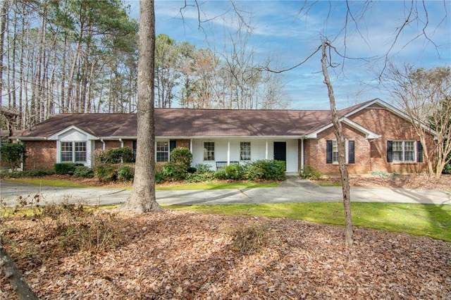 5885 Match Point, Peachtree Corners, GA 30092 (MLS #6846728) :: RE/MAX Center