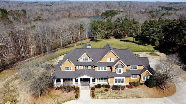 1297 Franklin Co Boat Ramp Road, Lavonia, GA 30553 (MLS #6846732) :: North Atlanta Home Team