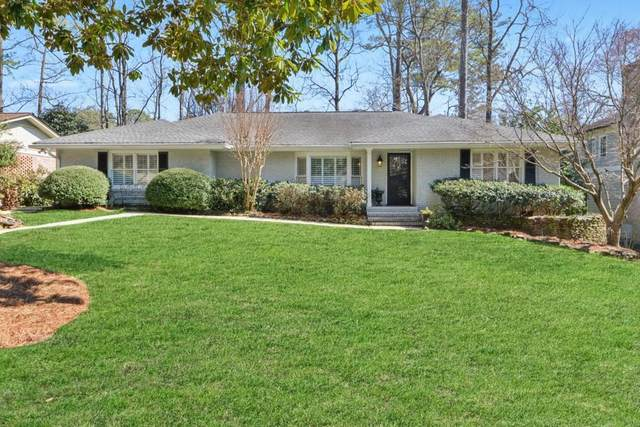1897 Wildwood Place NE, Atlanta, GA 30324 (MLS #6846739) :: Good Living Real Estate