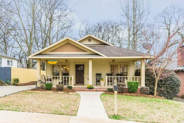445 Robinson Avenue SE, Atlanta, GA 30315 (MLS #6846751) :: The Butler/Swayne Team