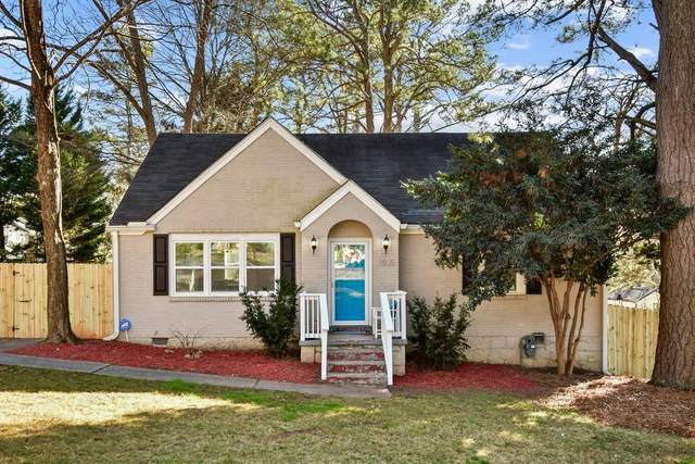 1935 Terry Mill Road SE, Atlanta, GA 30316 (MLS #6846753) :: Path & Post Real Estate