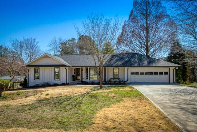400 Knoll Woods Terrace, Roswell, GA 30075 (MLS #6846767) :: Thomas Ramon Realty