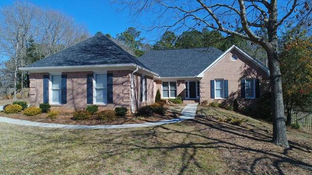 2512 Chimney Ridge Drive SW, Conyers, GA 30094 (MLS #6846771) :: North Atlanta Home Team