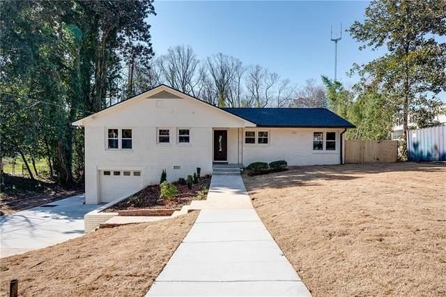 1371 Stephens Drive NE, Atlanta, GA 30329 (MLS #6846787) :: North Atlanta Home Team