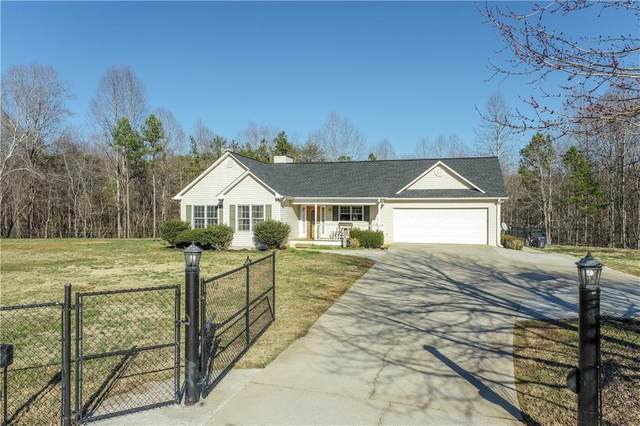 5437 Saddle Club Road, Gainesville, GA 30506 (MLS #6846795) :: City Lights Team | Compass