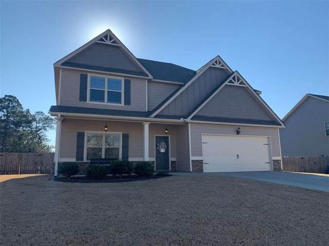 106 Brookwood Drive, Carrollton, GA 30117 (MLS #6846802) :: North Atlanta Home Team