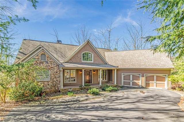 15 Sconti Knoll Drive, Big Canoe, GA 30143 (MLS #6846803) :: Kennesaw Life Real Estate