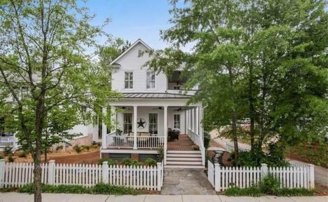 9202 Selborne Lane, Chattahoochee Hills, GA 30268 (MLS #6846822) :: Scott Fine Homes at Keller Williams First Atlanta
