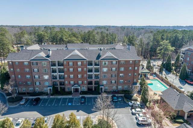 2300 Peachford Road #2204, Dunwoody, GA 30338 (MLS #6846855) :: Path & Post Real Estate