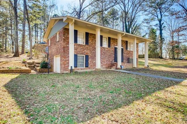 1181 Luther Drive SW, Mableton, GA 30126 (MLS #6846869) :: The Gurley Team