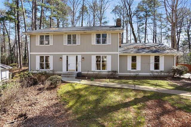 1175 Martin Ridge Road, Roswell, GA 30076 (MLS #6846874) :: The Butler/Swayne Team