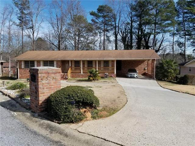 6570 Charles Drive, Morrow, GA 30260 (MLS #6846880) :: The Realty Queen & Team