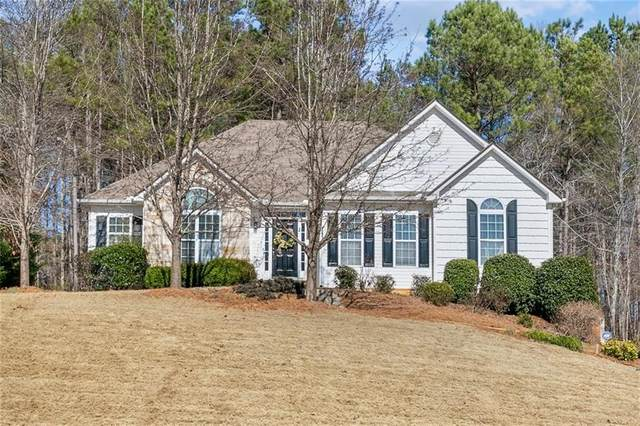 210 Amaranth Court, Ball Ground, GA 30107 (MLS #6846895) :: North Atlanta Home Team