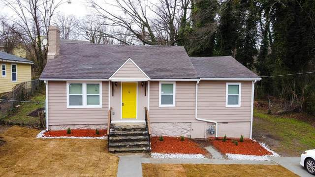 410 Illinois Avenue, Atlanta, GA 30314 (MLS #6846897) :: Tonda Booker Real Estate Sales