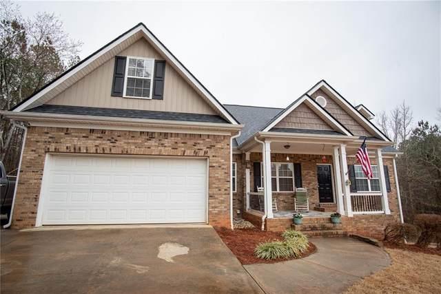 100 Maple Leaf Drive, Oxford, GA 30054 (MLS #6846910) :: North Atlanta Home Team
