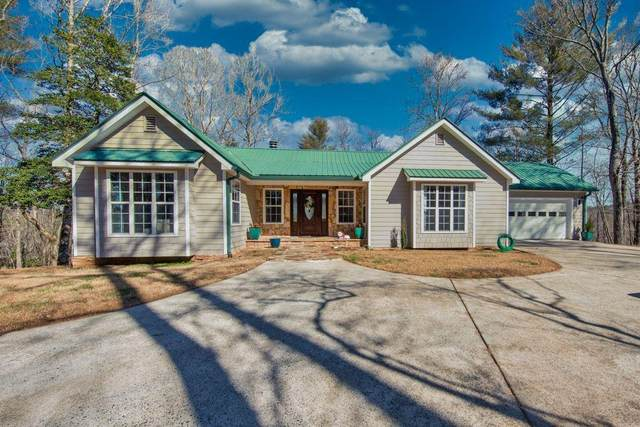 3934 Dawsonville Highway, Dahlonega, GA 30533 (MLS #6846920) :: Dillard and Company Realty Group