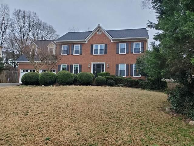 1806 Tilliewood Trail NE, Marietta, GA 30066 (MLS #6846922) :: Kennesaw Life Real Estate
