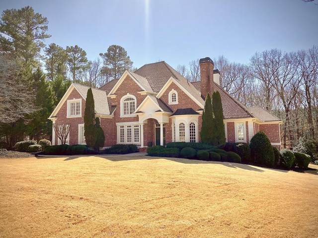 1485 Rolling Links Drive, Milton, GA 30004 (MLS #6846993) :: North Atlanta Home Team