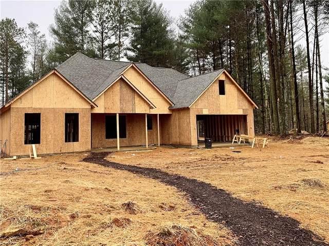 57 Ridge Creek Lane, Ellijay, GA 30540 (MLS #6847008) :: Good Living Real Estate