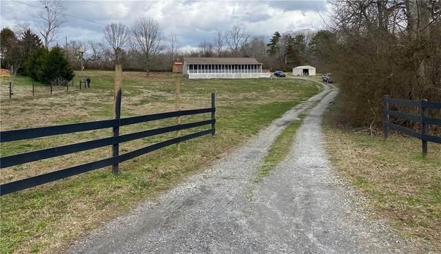 7895 Blacks Mill Road, Dawsonville, GA 30534 (MLS #6847017) :: North Atlanta Home Team