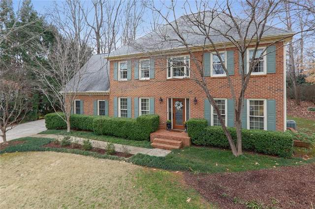 130 Barrow Downs, Alpharetta, GA 30004 (MLS #6847062) :: The Butler/Swayne Team