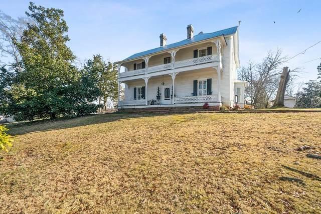 103 S Main Street, Adairsville, GA 30103 (MLS #6847074) :: Good Living Real Estate