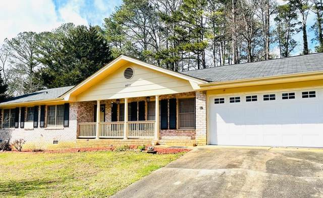 5657 Beechwood Drive, Stone Mountain, GA 30087 (MLS #6847076) :: Compass Georgia LLC