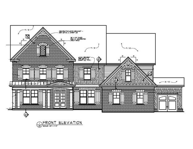 101 Grandmar Chase, Canton, GA 30115 (MLS #6847108) :: Path & Post Real Estate