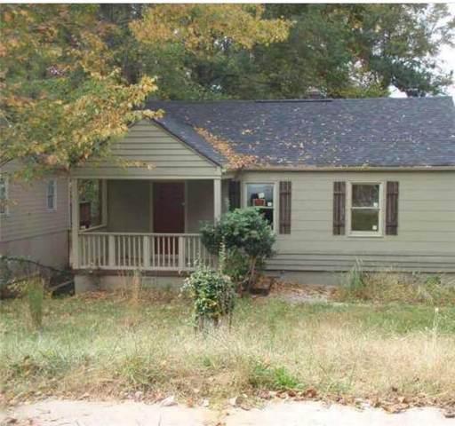 973 Lawton Street SW, Atlanta, GA 30310 (MLS #6847111) :: Scott Fine Homes at Keller Williams First Atlanta