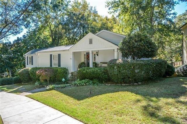 1367 Cartecay Drive NE, Brookhaven, GA 30319 (MLS #6847113) :: The Gurley Team
