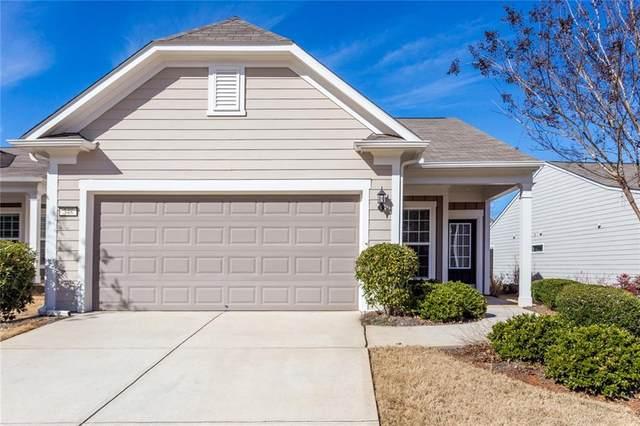 348 Sandy Springs Drive, Griffin, GA 30223 (MLS #6847115) :: North Atlanta Home Team