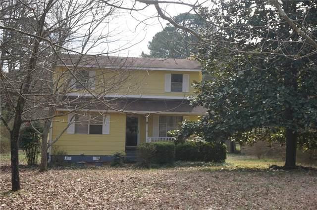 2463 Flat Shoals Road SE, Conyers, GA 30013 (MLS #6847119) :: North Atlanta Home Team