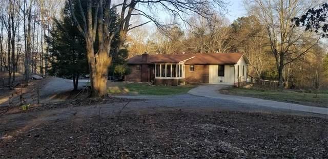 90 Holly Springs Road NE, White, GA 30184 (MLS #6847152) :: Good Living Real Estate