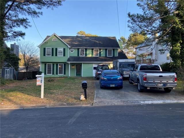 6726 Gunstock Lane, Tucker, GA 30084 (MLS #6847174) :: Path & Post Real Estate