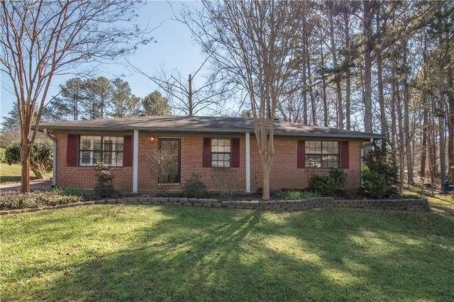 2 Brookfield Drive, Newnan, GA 30265 (MLS #6847175) :: 515 Life Real Estate Company