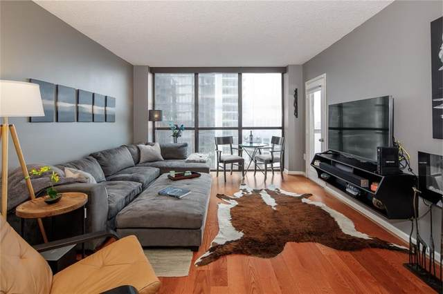 1280 W Peachtree Street NW #1608, Atlanta, GA 30309 (MLS #6847178) :: Path & Post Real Estate