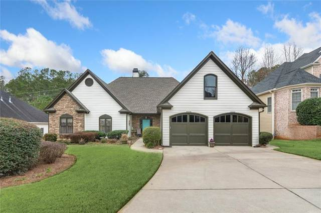 3221 Summer Stream Lane NW, Kennesaw, GA 30152 (MLS #6847183) :: North Atlanta Home Team