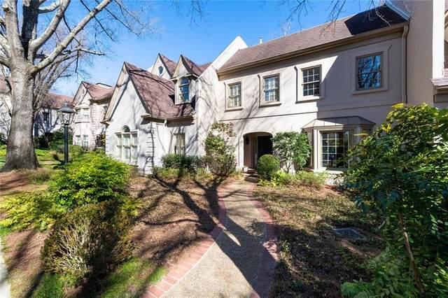 2525 Peachtree Road NE #27, Atlanta, GA 30305 (MLS #6847205) :: Good Living Real Estate