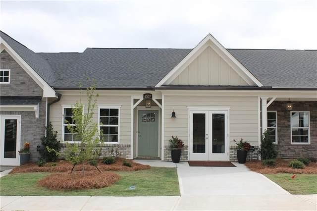 4507 Rutledge Drive #69, Oakwood, GA 30566 (MLS #6847251) :: The Cowan Connection Team
