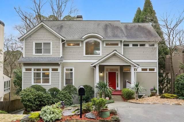 1381 Pasadena Avenue, Atlanta, GA 30306 (MLS #6847255) :: Scott Fine Homes at Keller Williams First Atlanta