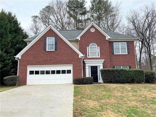 4491 Saddle Bend Trail, Snellville, GA 30039 (MLS #6847257) :: The Hinsons - Mike Hinson & Harriet Hinson