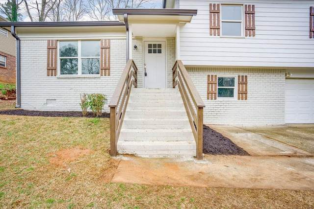 1400 High Meadow Drive, Stone Mountain, GA 30083 (MLS #6847262) :: North Atlanta Home Team