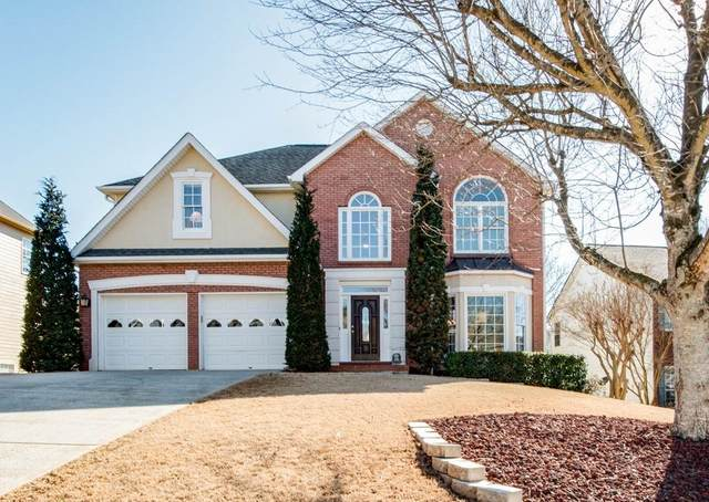 240 Dellwood Drive, Lawrenceville, GA 30043 (MLS #6847268) :: Tonda Booker Real Estate Sales
