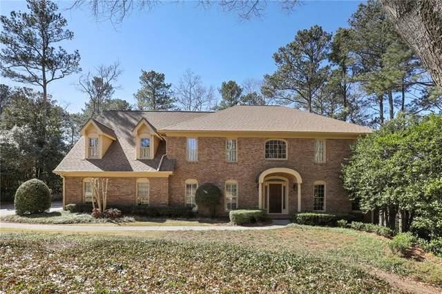 265 Cameron Ridge Drive, Sandy Springs, GA 30328 (MLS #6847280) :: Scott Fine Homes at Keller Williams First Atlanta