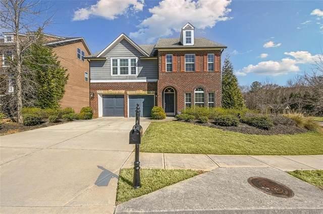 525 Lost Creek Drive, Woodstock, GA 30188 (MLS #6847282) :: North Atlanta Home Team
