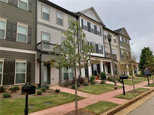 3635 Hawthorne Terrace #1103, College Park, GA 30337 (MLS #6847286) :: The Realty Queen & Team