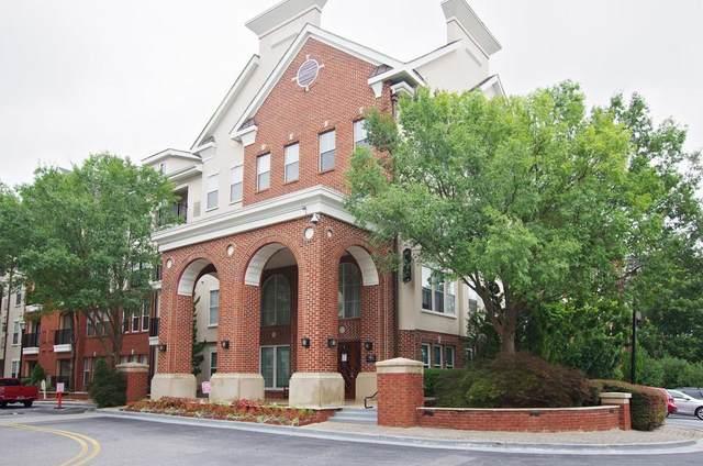1850 Cotillion Drive #3301, Dunwoody, GA 30338 (MLS #6847298) :: The Butler/Swayne Team