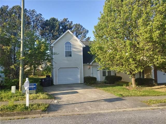3705 Longview Drive, Douglasville, GA 30135 (MLS #6847308) :: Kennesaw Life Real Estate